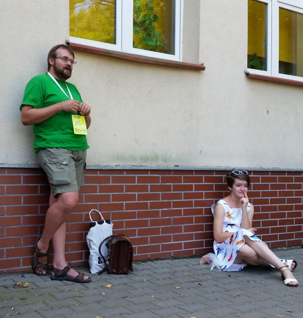 Dni Jakuba Wędrowycza - Wojsławice 2015
