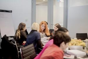 Energetyzujące szkolenie blogerów