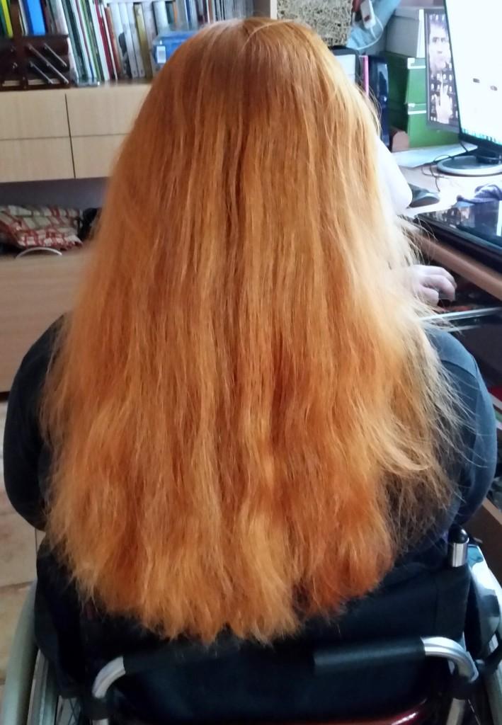 Kobiecość i męskość zaklęta we włosach - Daj włos!