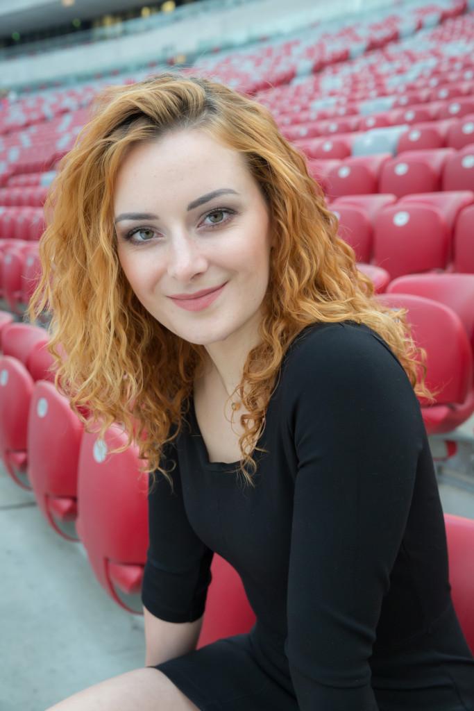 Iwona Cichosz - aktorka, tłumacz #ponadprzecietni