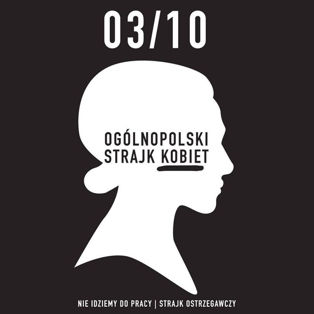 Ogólnopolski Strajk Kobiet 03.10.2016