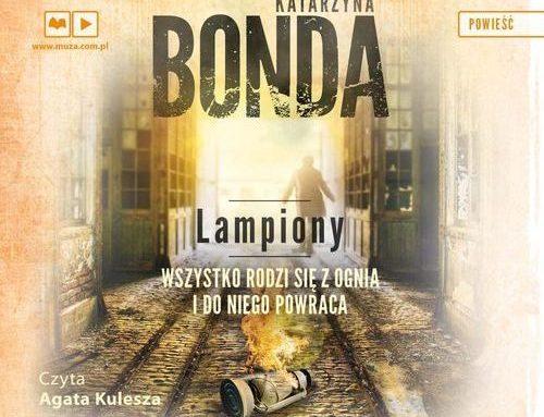 Lampiony – książka hołd złożony miastu.