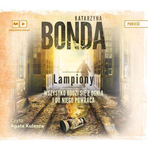 Lampiony - książka hołd złożony miastu.