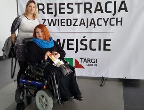 Relacja z Wschodnich Targów Rehabilitacji.