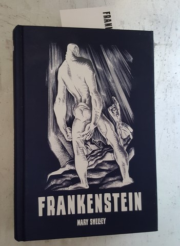 Śmierć początkiem - Frankenstein.