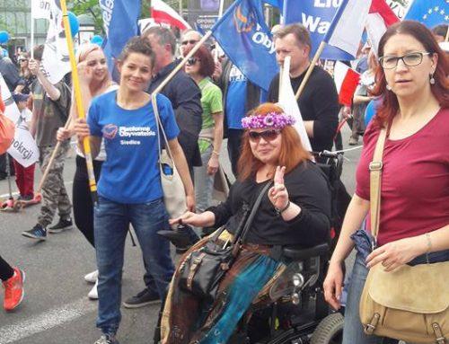 Opowiem Ci czym był dla mnie udział w Marszu Wolności.