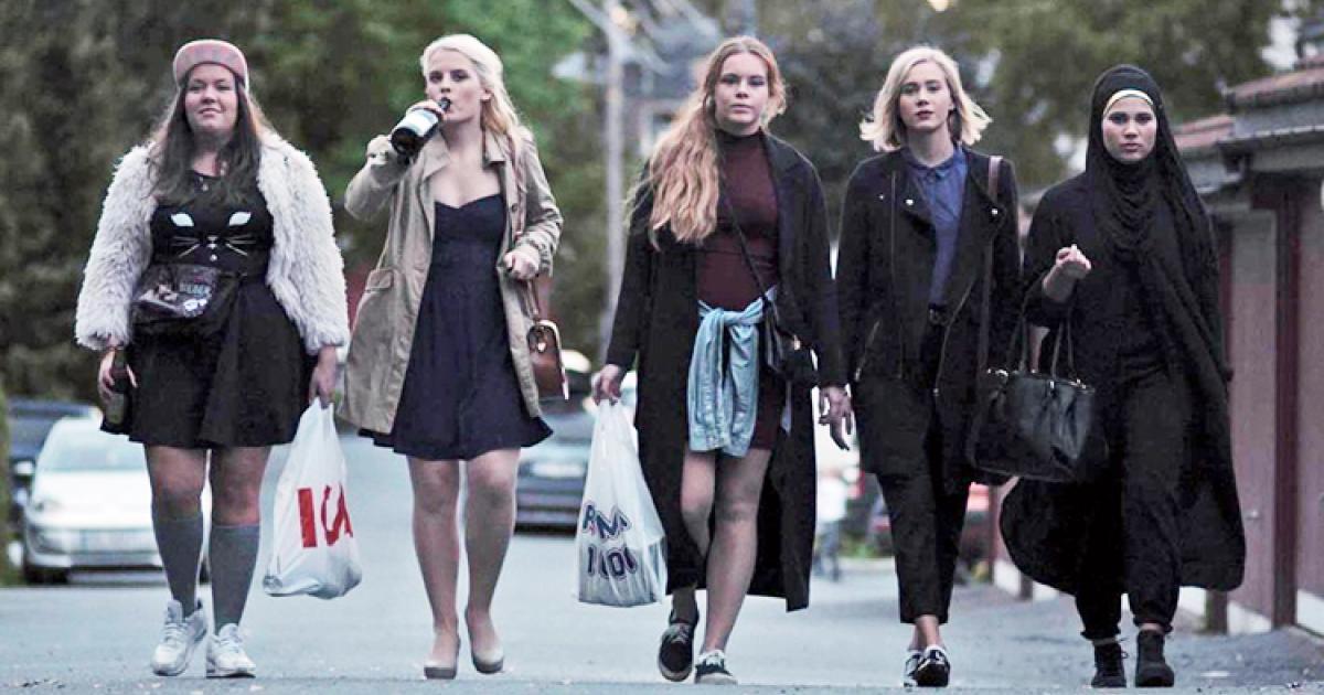 SKAM - najlepszy serial dla nastolatków i dorosłych.