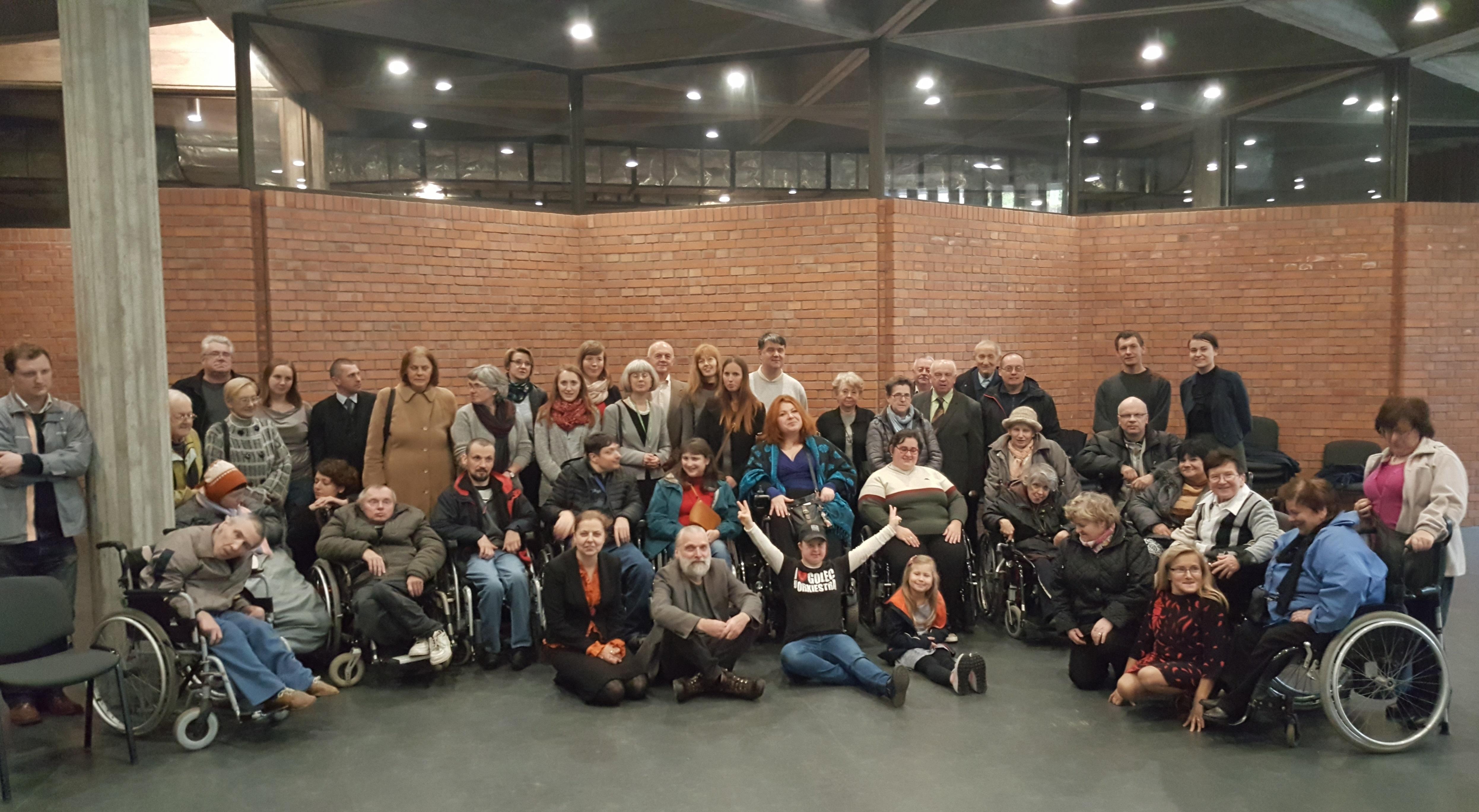 Via Spei - Droga nadziei do Filharmonii Narodowej