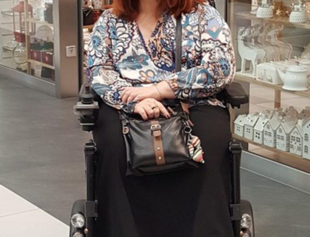 Gdzie są pieniądze, które podarowaliście mi na elektryczny wózek inwalidzki?