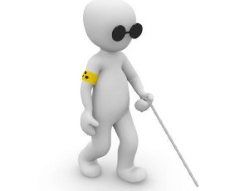 Zobacz niewidomego – 8 porad jak pomóc żeby nie zaszkodzić