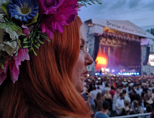 Orange Warsaw Festiwal – jedyny tak przystosowany.